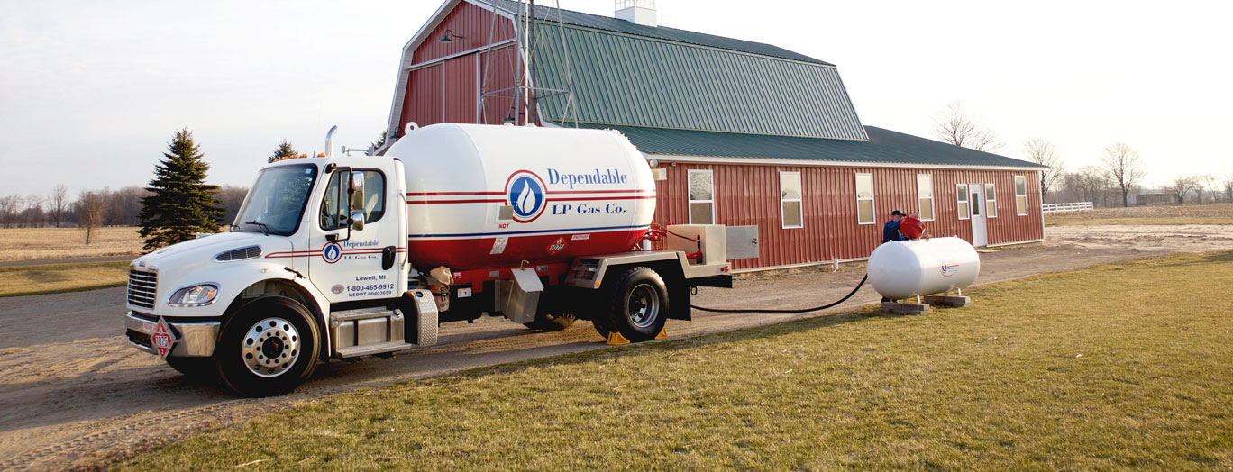 Commercial Propane in Michigan