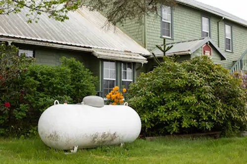 Household Propane Tank