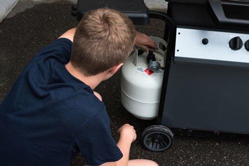 residential propane gas